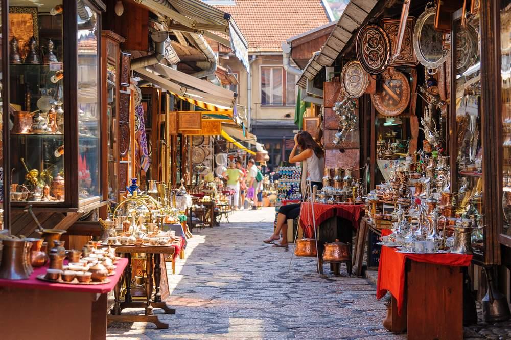 Jednodnevni izlet u Sarajevu