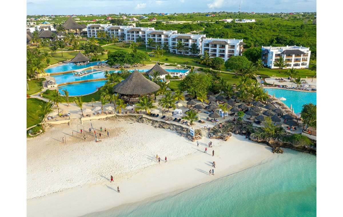 Hotel Royal Zanzibar Beach Resort 4+*
