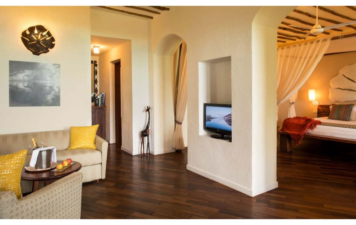 Hotel Essque Zalu Zanzibar 5*