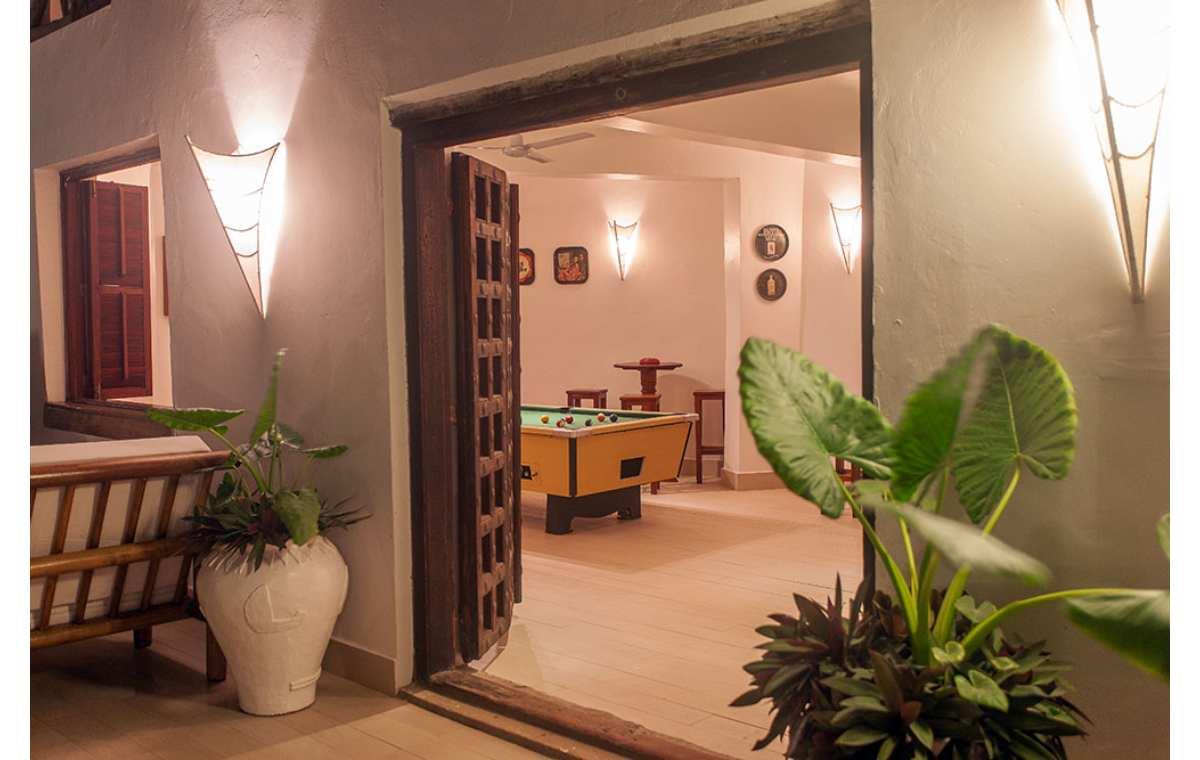 Hotel Dhow Inn Zanzibar 4*