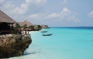 Nungvi plaža Zanzibar