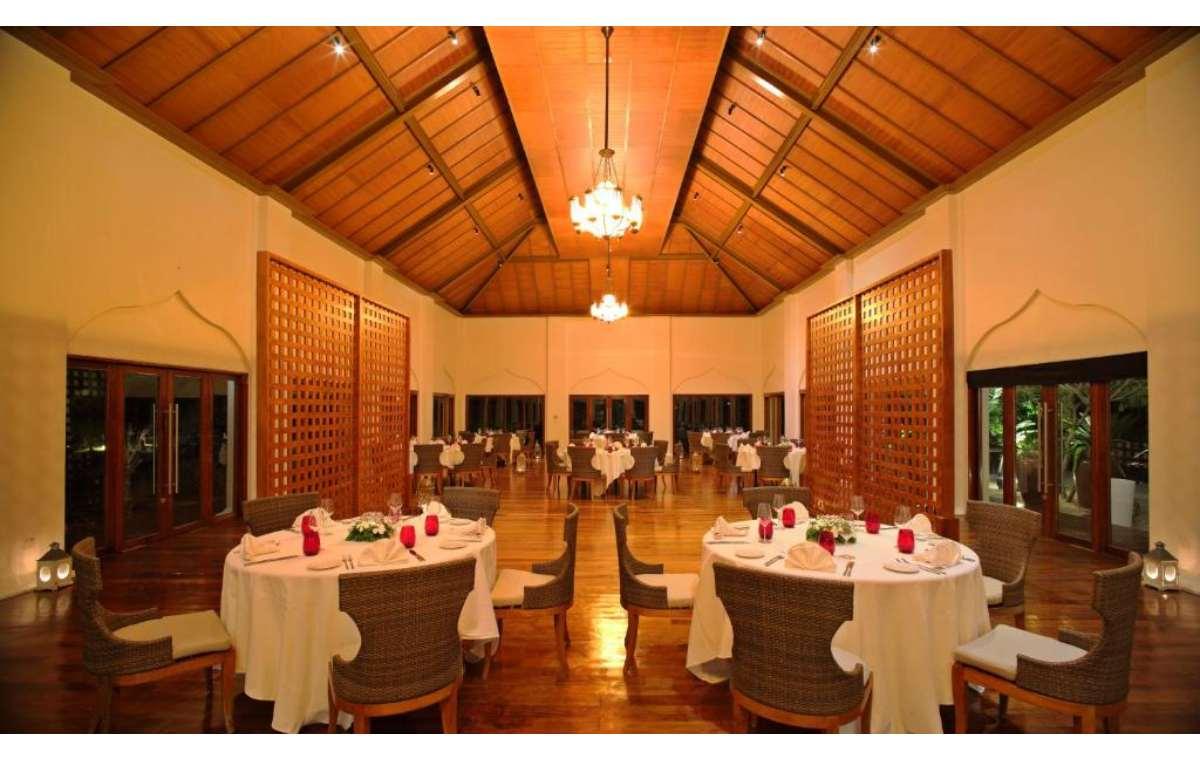 The Residence Zanzibar 5+*